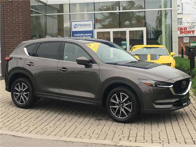 2017 Mazda CX-5 GT (Stk: 28781A) in East York - Image 3 of 30