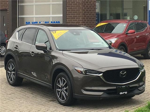 2017 Mazda CX-5 GT (Stk: 28781A) in East York - Image 4 of 30