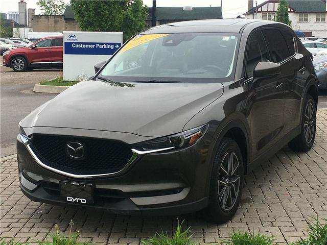 2017 Mazda CX-5 GT (Stk: 28781A) in East York - Image 6 of 30