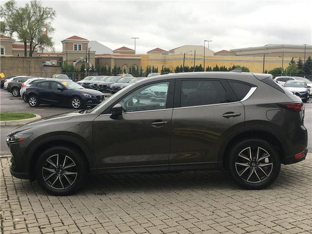 2017 Mazda CX-5 GT (Stk: 28781A) in East York - Image 8 of 30