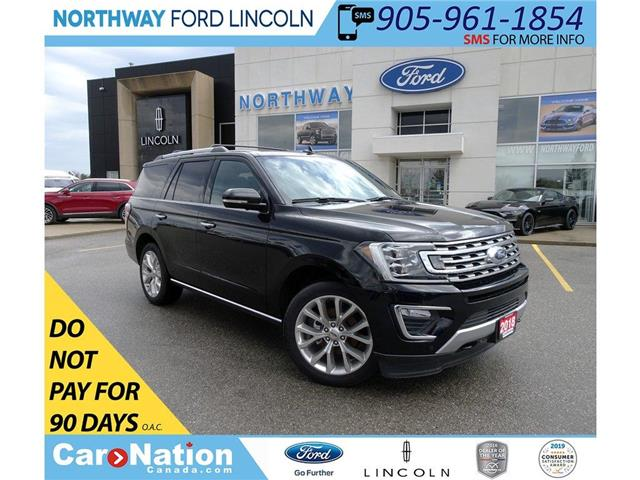 2018 Ford Expedition Limited | PANOROOF | NAV | DRIVER ASSIST PACK (Stk: B017) in Brantford - Image 1 of 50