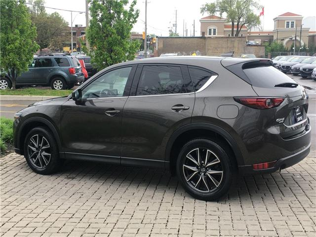 2017 Mazda CX-5 GT (Stk: 28781A) in East York - Image 9 of 30