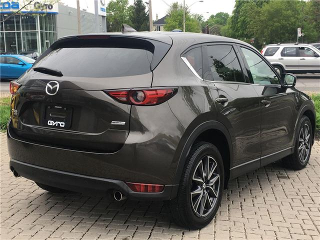 2017 Mazda CX-5 GT (Stk: 28781A) in East York - Image 12 of 30
