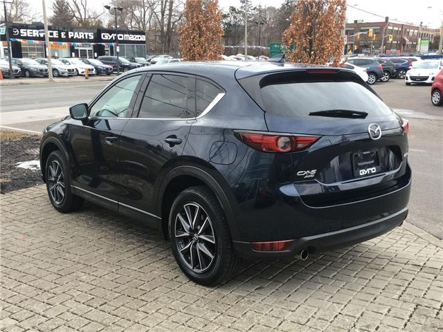 2017 Mazda CX-5 GT (Stk: 28537A) in East York - Image 8 of 30