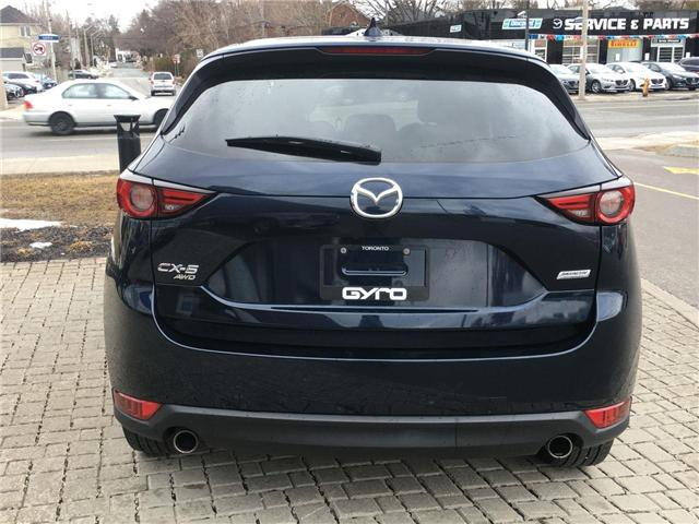 2017 Mazda CX-5 GT (Stk: 28537A) in East York - Image 9 of 30