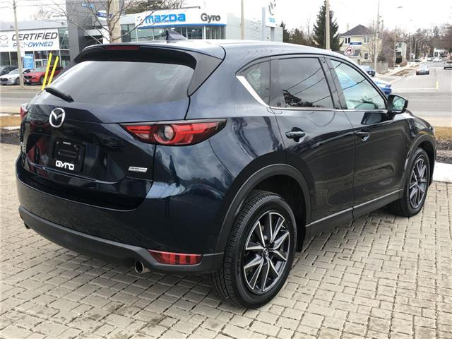 2017 Mazda CX-5 GT (Stk: 28537A) in East York - Image 10 of 30