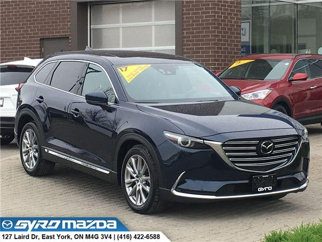2017 Mazda CX-9 GT (Stk: 28600A) in East York - Image 1 of 30