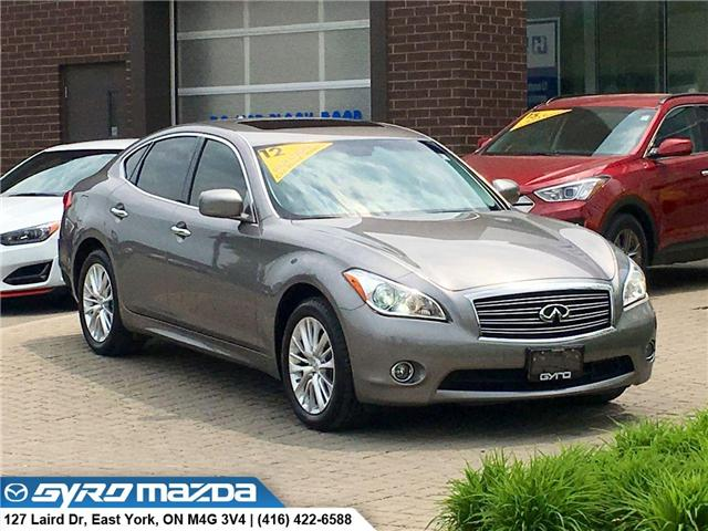 2012 Infiniti M37x Base (Stk: 28744A) in East York - Image 1 of 30