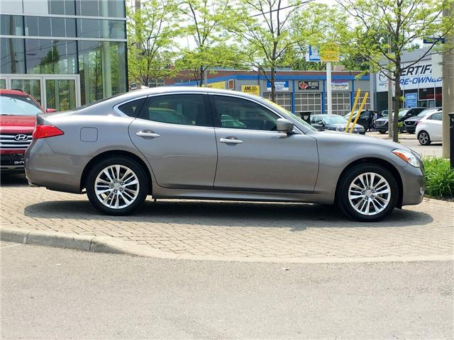 2012 Infiniti M37x Base (Stk: 28744A) in East York - Image 2 of 30