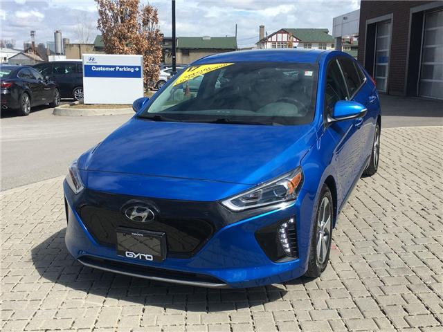 2017 Hyundai Ioniq EV Limited (Stk: 27016) in East York - Image 4 of 30