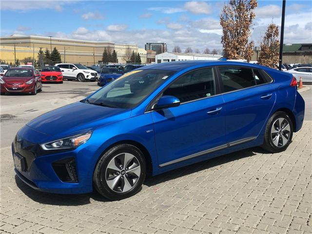 2017 Hyundai Ioniq EV Limited (Stk: 27016) in East York - Image 5 of 30