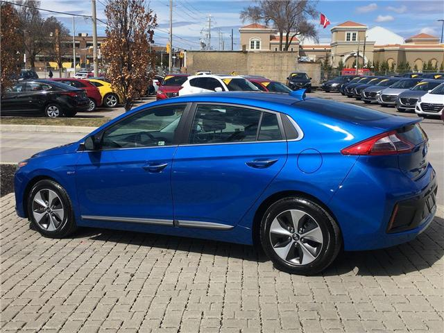 2017 Hyundai Ioniq EV Limited (Stk: 27016) in East York - Image 7 of 30