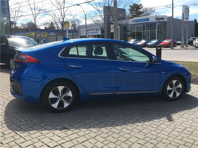2017 Hyundai Ioniq EV Limited (Stk: 27016) in East York - Image 11 of 30