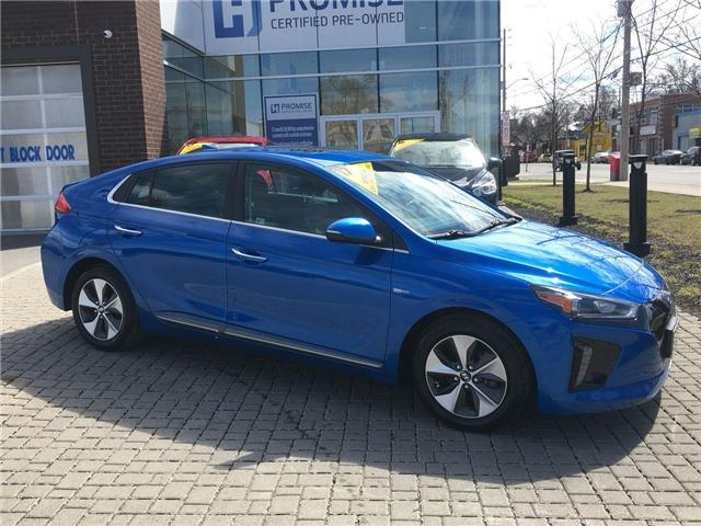 2017 Hyundai Ioniq EV Limited (Stk: 27016) in East York - Image 13 of 30