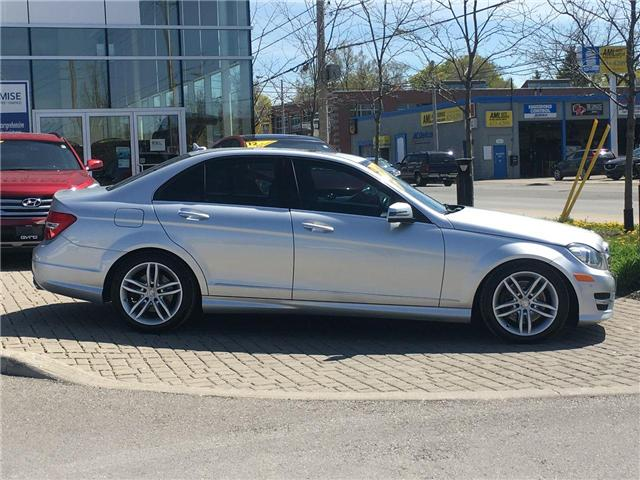 2013 Mercedes-Benz C-Class Base (Stk: 28749A) in East York - Image 2 of 30