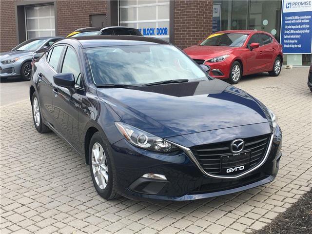 2015 Mazda Mazda3 GS (Stk: H4750) in Toronto - Image 2 of 30