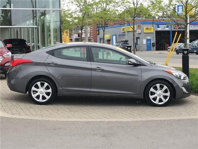 2011 Hyundai Elantra Limited (Stk: H4713A) in Toronto - Image 2 of 30