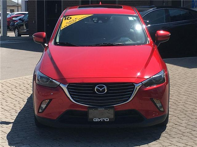 2016 Mazda CX-3 GT (Stk: 28453) in Toronto - Image 5 of 30
