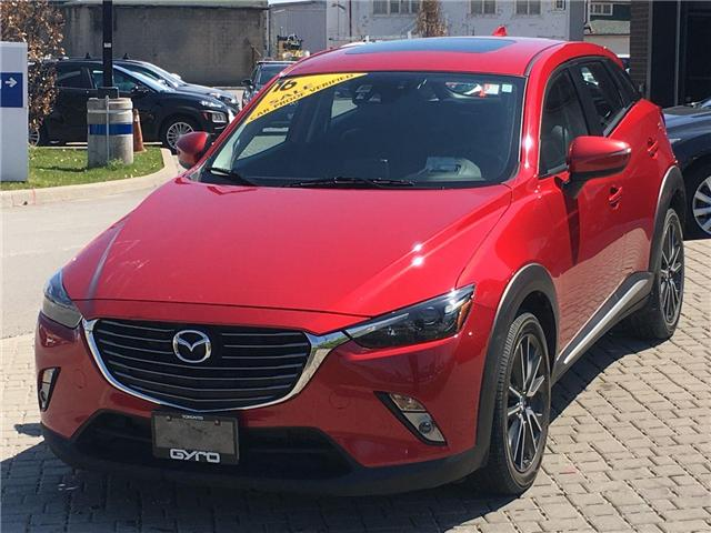 2016 Mazda CX-3 GT (Stk: 28453) in Toronto - Image 6 of 30