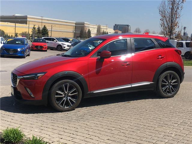 2016 Mazda CX-3 GT (Stk: 28453) in Toronto - Image 7 of 30