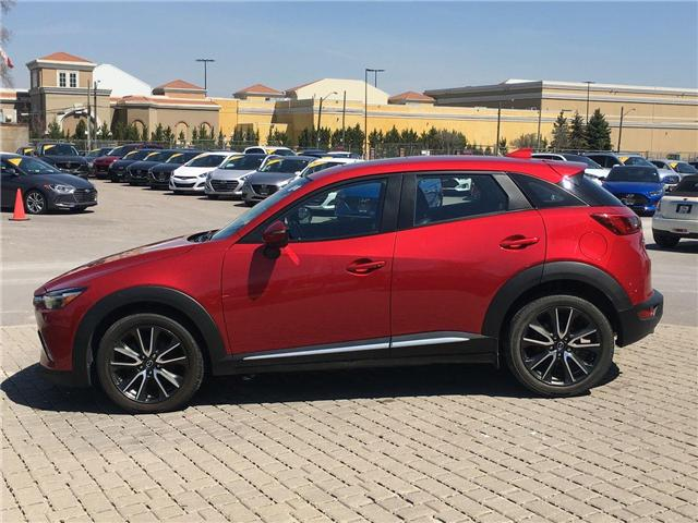 2016 Mazda CX-3 GT (Stk: 28453) in Toronto - Image 8 of 30