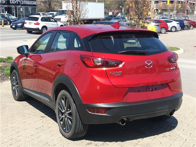 2016 Mazda CX-3 GT (Stk: 28453) in Toronto - Image 10 of 30