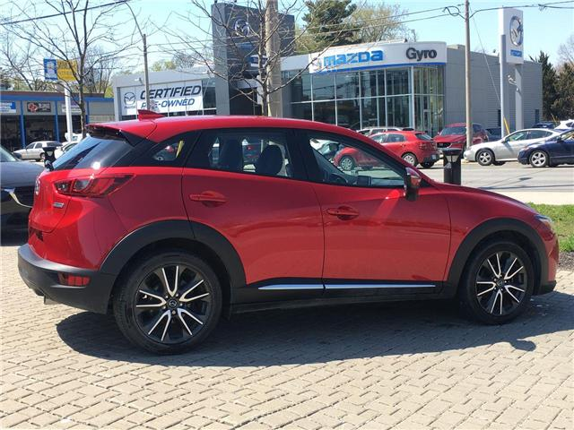 2016 Mazda CX-3 GT (Stk: 28453) in Toronto - Image 13 of 30