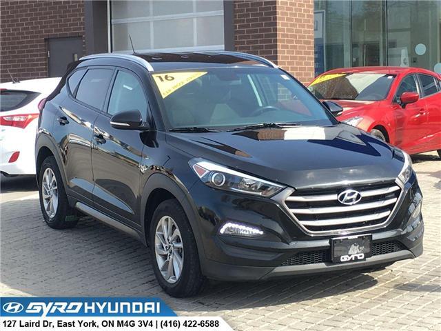 2016 Hyundai Tucson Premium (Stk: H4699A) in Toronto - Image 1 of 30