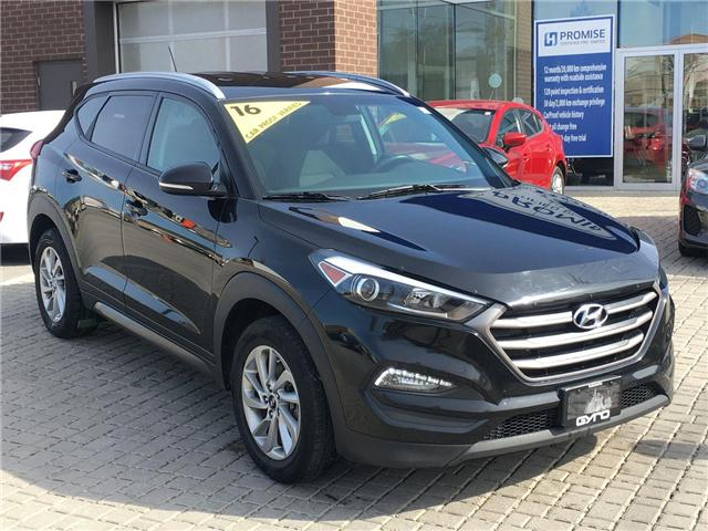 2016 Hyundai Tucson Premium (Stk: H4699A) in Toronto - Image 2 of 30