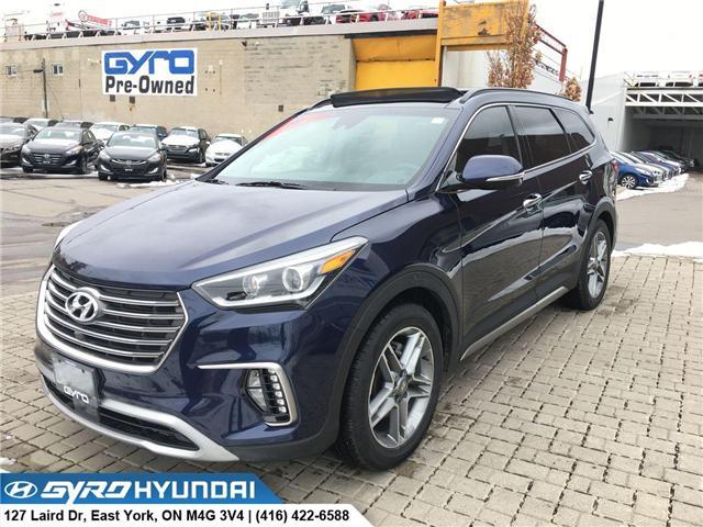 2018 Hyundai Santa Fe XL Ultimate (Stk: H3615) in Toronto - Image 1 of 30