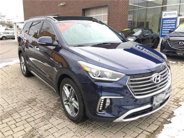 2018 Hyundai Santa Fe XL Ultimate (Stk: H3615) in Toronto - Image 2 of 30