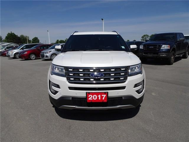2017 Ford Explorer Limited | AWD | NAV | PANOROOF  | BLIS | MSRP 58K! (Stk: DR142A) in Brantford - Image 2 of 50