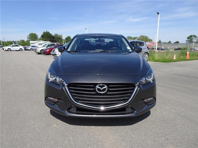 2017 Mazda Mazda3 SE | HTD LEATHER | PUSH START | BACKUP CAM | (Stk: DR263) in Brantford - Image 2 of 40
