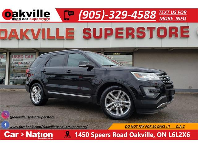 2017 Ford Explorer XLT | PANO ROOF | NAV | RARE | CAPTAINS CHAIRS (Stk: P11992) in Oakville - Image 1 of 23