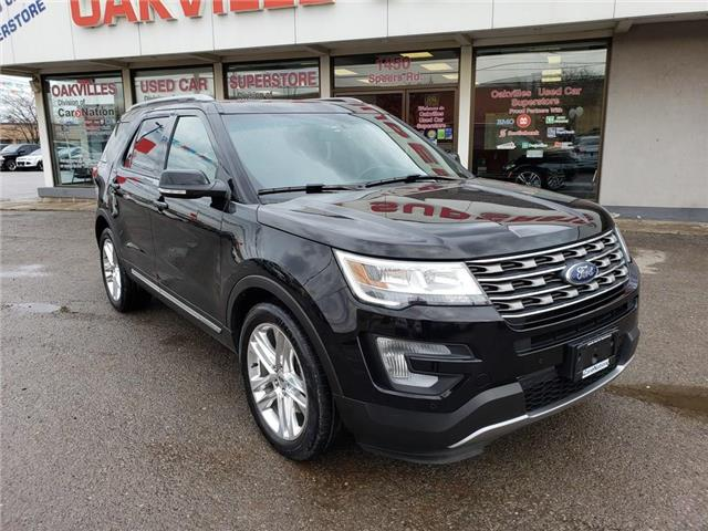 2017 Ford Explorer XLT | PANO ROOF | NAV | RARE | CAPTAINS CHAIRS (Stk: P11992) in Oakville - Image 2 of 23