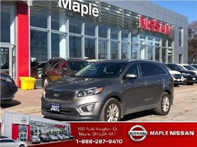 2017 Kia Sorento AWD-Camera,Sensors,Alloys,Low Mileage! (Stk: UM1604) in Maple - Image 1 of 25