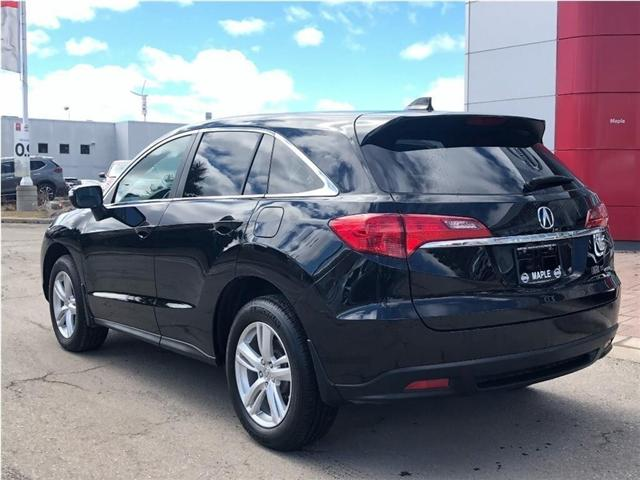 2015 Acura RDX Tech AWD-Leather, Roof, Navi, Alloys! (Stk: UM1589A) in Maple - Image 2 of 24