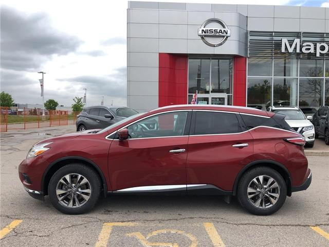 2016 Nissan Murano SL AWD-Navi,Leather,Roof,Alloys! (Stk: LM332) in Maple - Image 2 of 24