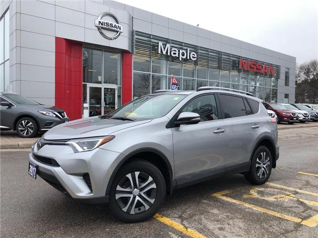 2017 Toyota RAV4 LE-Camera,Heated Seats,Low Mileage! (Stk: M19R148A) in Maple - Image 1 of 20