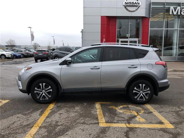2017 Toyota RAV4 LE-Camera,Heated Seats,Low Mileage! (Stk: M19R148A) in Maple - Image 2 of 20