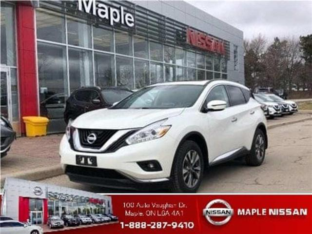 2016 Nissan Murano SV AWD--Navi,Roof,Alloys,! (Stk: LM339) in Maple - Image 1 of 24