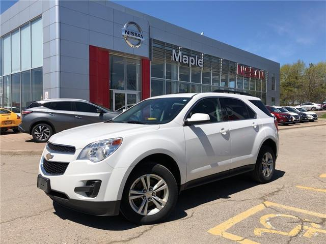 2015 Chevrolet Equinox LT AWD-Roof,Alloys,Starter,Camera,Low Mileage! (Stk: M19NV079A) in Maple - Image 1 of 18
