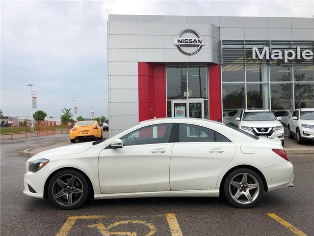 2014 Mercedes-Benz CLA-Class CLA250-Leather,Alloys,Low Mileage,Heated Seats! (Stk: LM363A) in Maple - Image 2 of 22