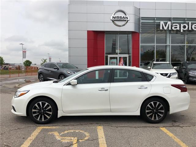 2018 Nissan Altima - (Stk: UM1613) in Maple - Image 2 of 25