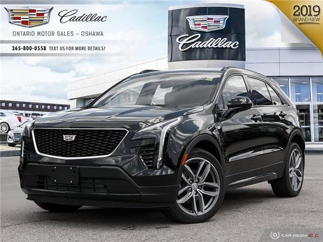 2019 Cadillac XT4 Sport (Stk: 9216003) in Oshawa - Image 1 of 19