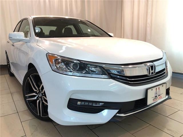 2017 Honda Accord w/Honda Sensing (Stk: 39066) in Toronto - Image 1 of 28