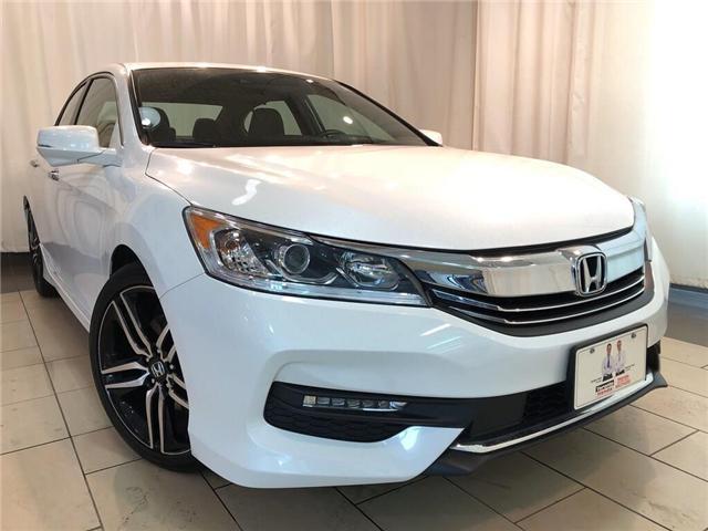 2017 Honda Accord w/Honda Sensing (Stk: 39066) in Toronto - Image 2 of 28