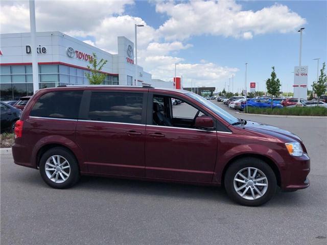 2018 Dodge Grand Caravan CVP/SXT (Stk: D191680A) in Mississauga - Image 2 of 16