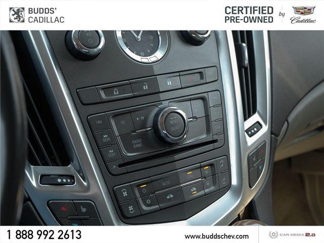 2010 Cadillac SRX  (Stk: XT7194LA) in Oakville - Image 17 of 26