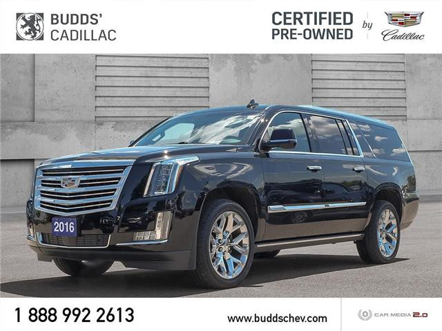 2016 Cadillac Escalade ESV Platinum (Stk: R1422) in Oakville - Image 1 of 27